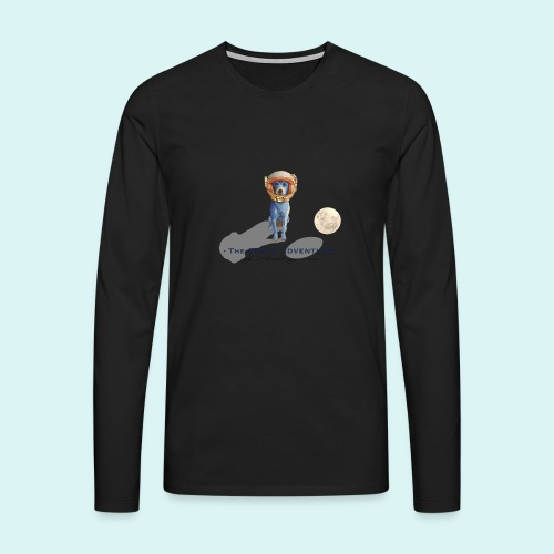 The Space Adventure - Men's Premium Longsleeve Shirt