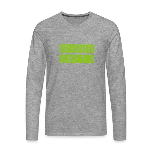 3294427 13398476 logo orig - Männer Premium Langarmshirt