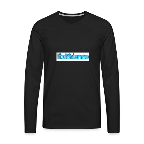 Merch - Men's Premium Longsleeve Shirt