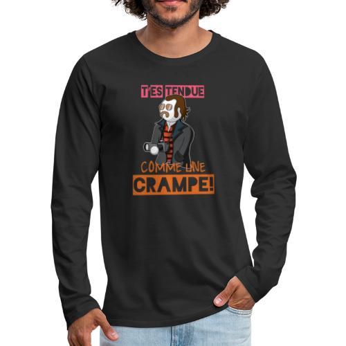 Claudy Faucan Dikkenek - T-shirt manches longues Premium Homme