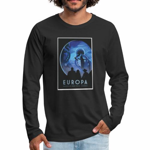 Planète Europa - T-shirt manches longues Premium Homme