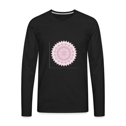 Mandala - Men's Premium Longsleeve Shirt