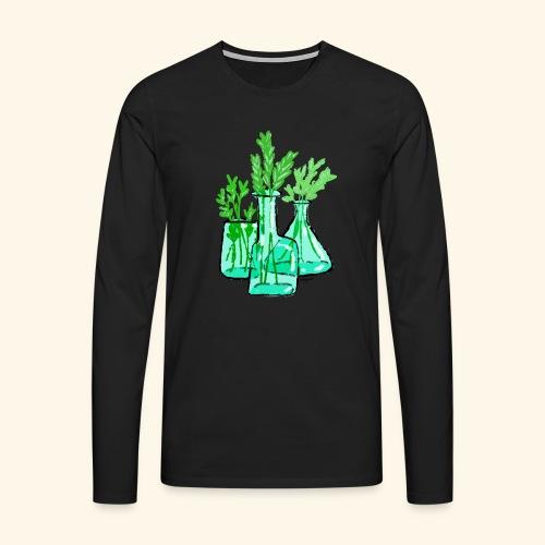 Plants - Men's Premium Longsleeve Shirt