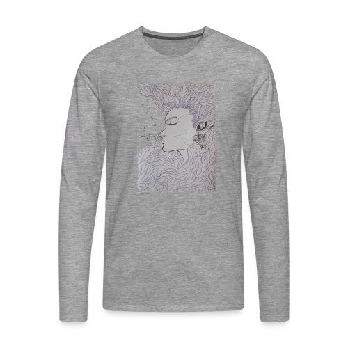 sava - Camiseta de manga larga premium hombre