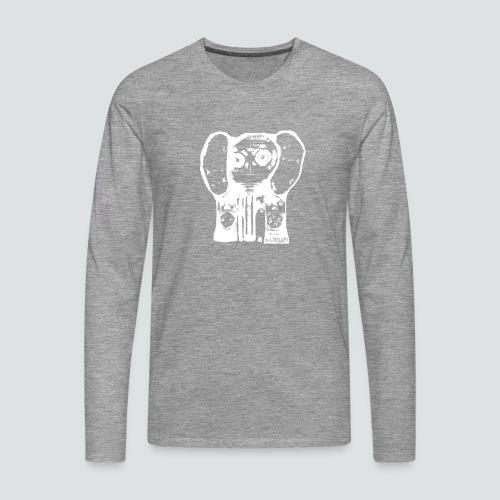 Labuphant png - Männer Premium Langarmshirt