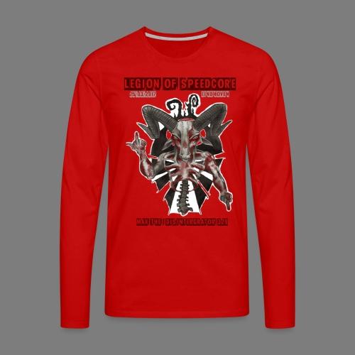 legion_line_up_final_ - Mannen Premium shirt met lange mouwen