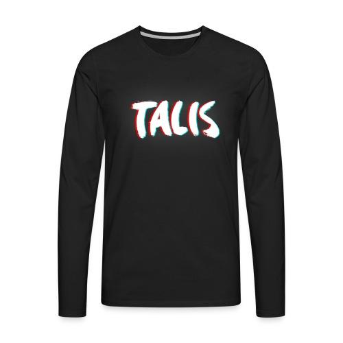 talis logo png - Men's Premium Longsleeve Shirt