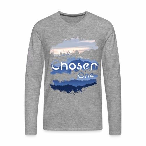 The Chosen One - Men's Premium Longsleeve Shirt