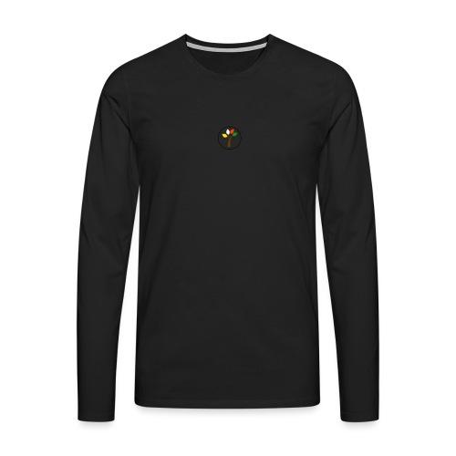 T-shirt manche longue Logo - T-shirt manches longues Premium Homme