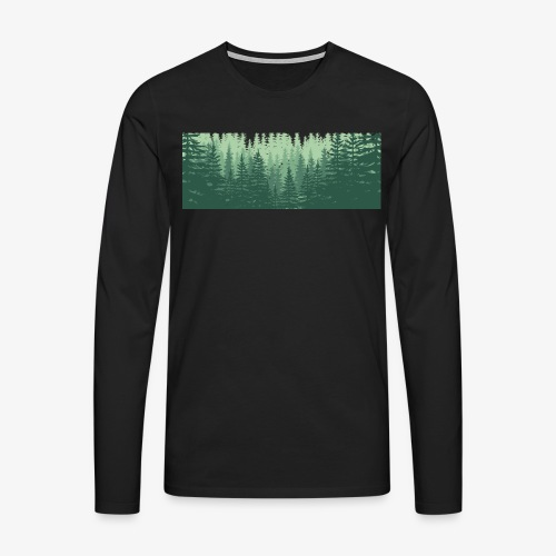 pineforest - Men's Premium Longsleeve Shirt