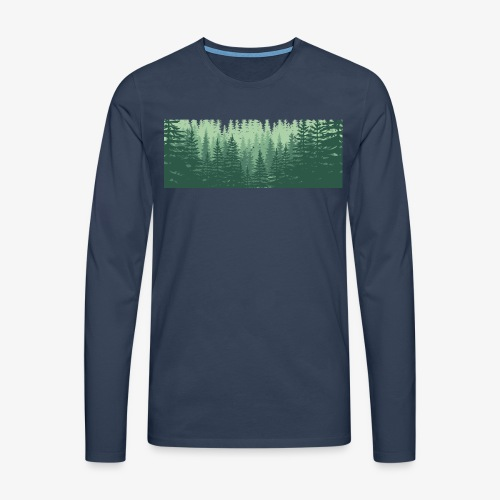 pineforest - Men's Premium Longsleeve Shirt
