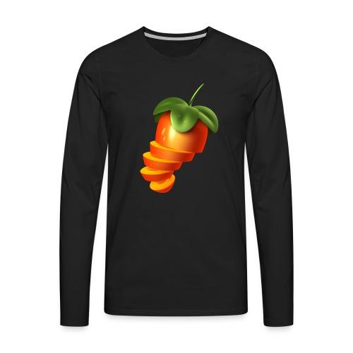 Sliced Sweaty Fruit - Men's Premium Longsleeve Shirt