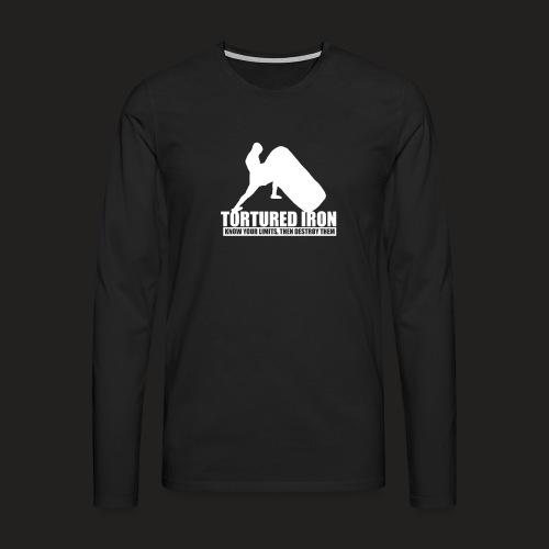 Strongman Tyr - Men's Premium Longsleeve Shirt