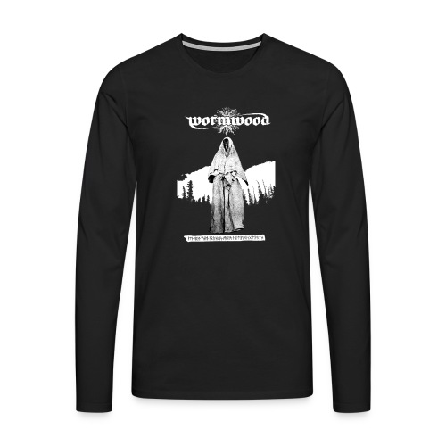 Women's Witch Print - Men's Premium Longsleeve Shirt
