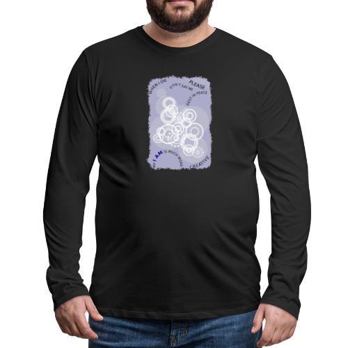 I Am Much More - Maglietta Premium a manica lunga da uomo