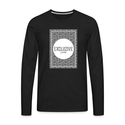 B-W_Design Excluzive - Men's Premium Longsleeve Shirt