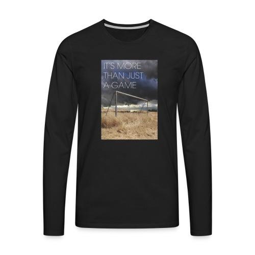 more - Men's Premium Longsleeve Shirt