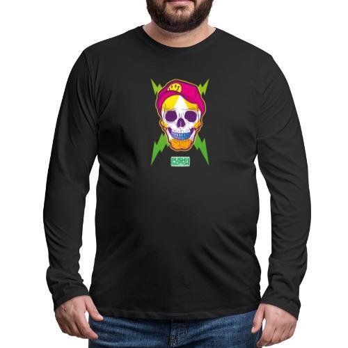 Ptb skullhead - Men's Premium Longsleeve Shirt