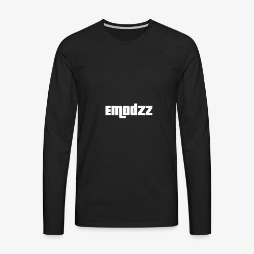 EMODZZ-NAME - Men's Premium Longsleeve Shirt