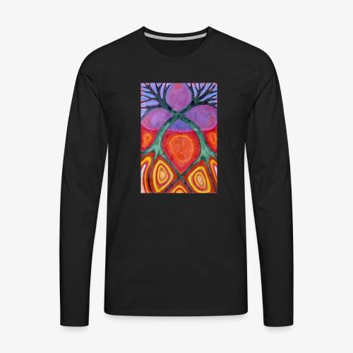 Do Siebie - Koszulka męska Premium z długim rękawem