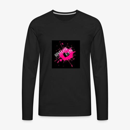 DemoTrial - Männer Premium Langarmshirt