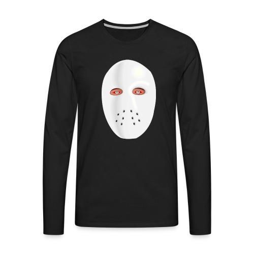 Jason - Männer Premium Langarmshirt
