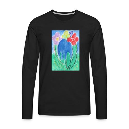Ostern 2 - Männer Premium Langarmshirt