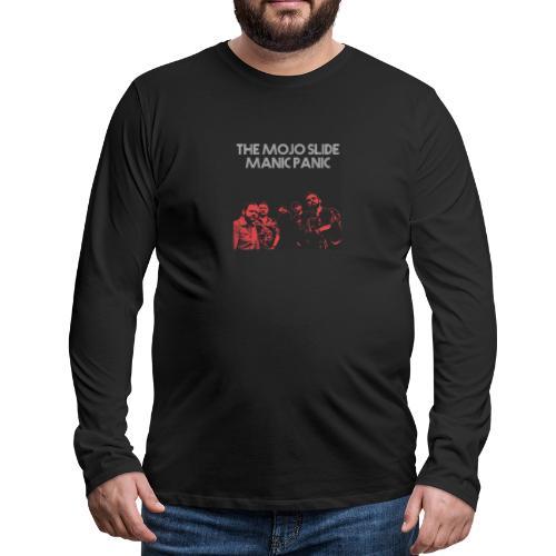 Manic Panic - Design 2 - Men's Premium Longsleeve Shirt