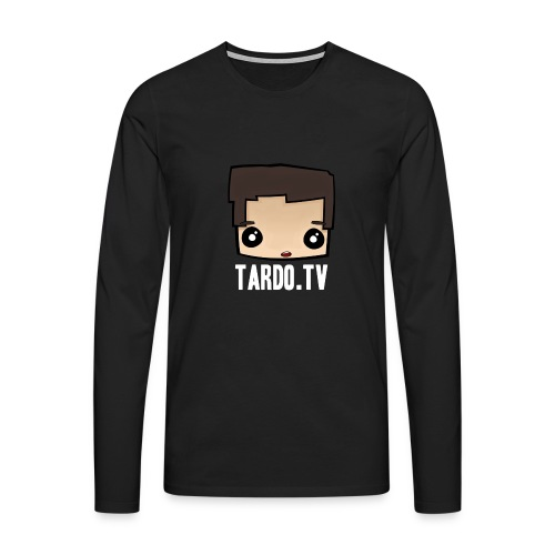 Tardo Head png - Männer Premium Langarmshirt
