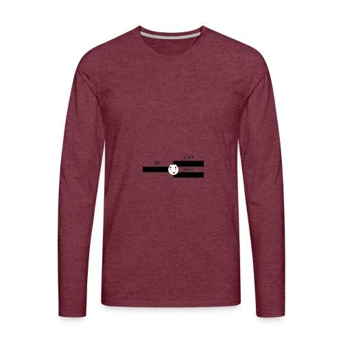 Be Dat Cat   Alf Da Cat - Men's Premium Longsleeve Shirt