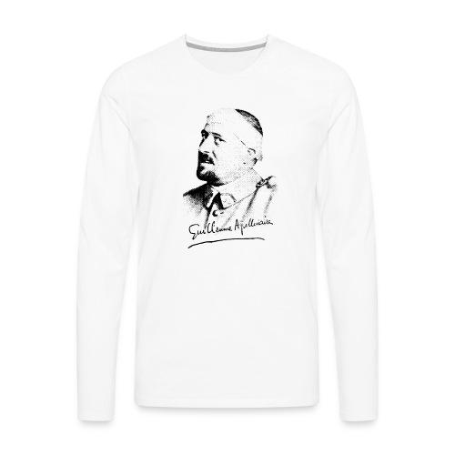 Débardeur Femme - Guillaume Apollinaire - T-shirt manches longues Premium Homme