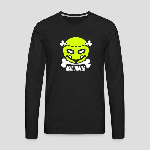 Acid TROLLR - T-shirt manches longues Premium Homme