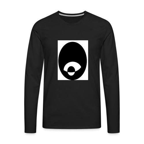 oeildx - T-shirt manches longues Premium Homme