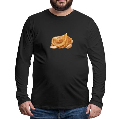 Pindacheese - Mannen Premium shirt met lange mouwen