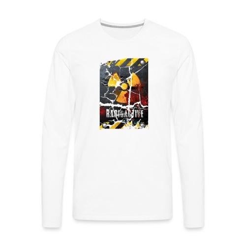 radiactive - Maglietta Premium a manica lunga da uomo