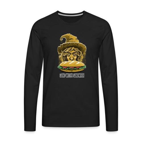 Sand Witch Sandwich V1 - Men's Premium Longsleeve Shirt