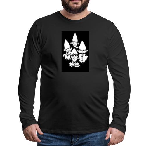 Lutins - T-shirt manches longues Premium Homme