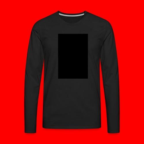 Light Dark - Men's Premium Longsleeve Shirt