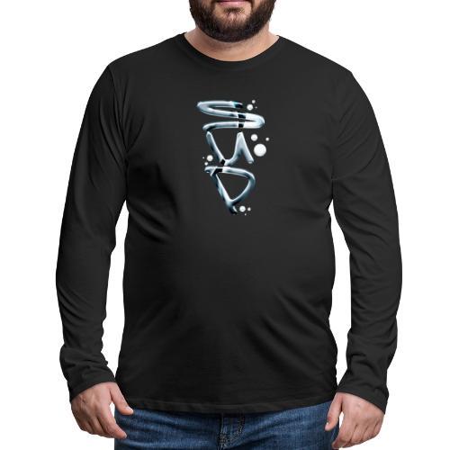 SUP, new age compliment. - Men's Premium Longsleeve Shirt