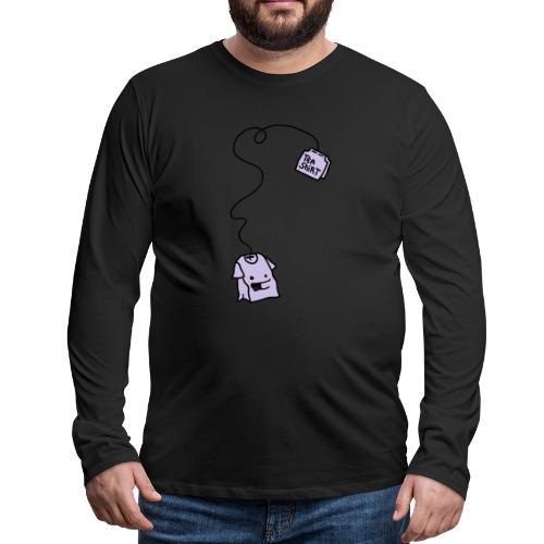 Tea-Shirt - Männer Premium Langarmshirt