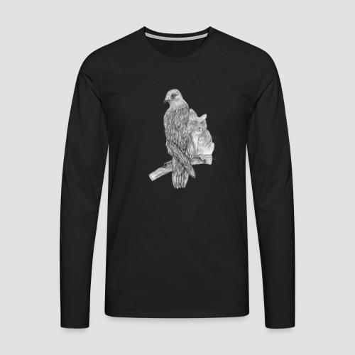 Geht nicht, gibt`s nicht! - Männer Premium Langarmshirt