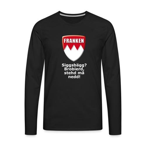 tshirt_siggsbagg - Männer Premium Langarmshirt