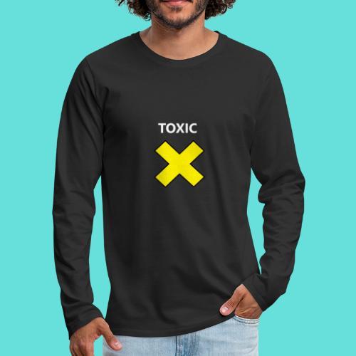 TOXIC - T-shirt manches longues Premium Homme