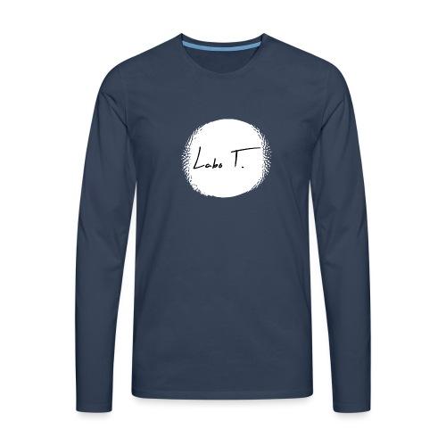 Labo T. - white - T-shirt manches longues Premium Homme