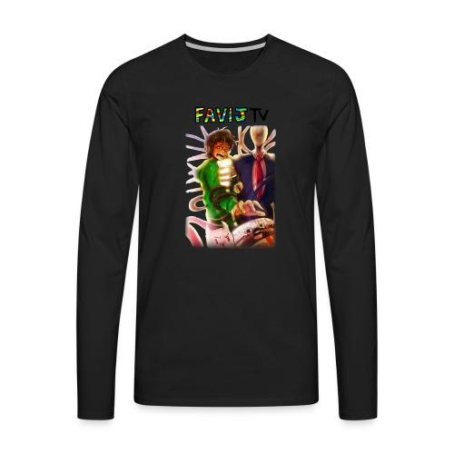 ShirtFinale png - Maglietta Premium a manica lunga da uomo