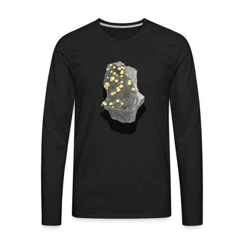 Kugelcalcit - Männer Premium Langarmshirt