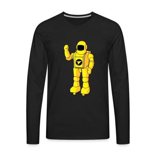 Astronauta de TENTE - Camiseta de manga larga premium hombre