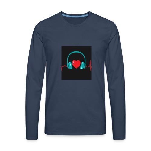 Victoria Sowinska - Men's Premium Longsleeve Shirt