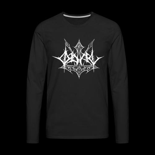 Odal Logo - Männer Premium Langarmshirt