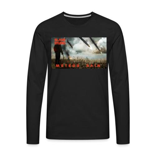 Meteor rain - Maglietta Premium a manica lunga da uomo